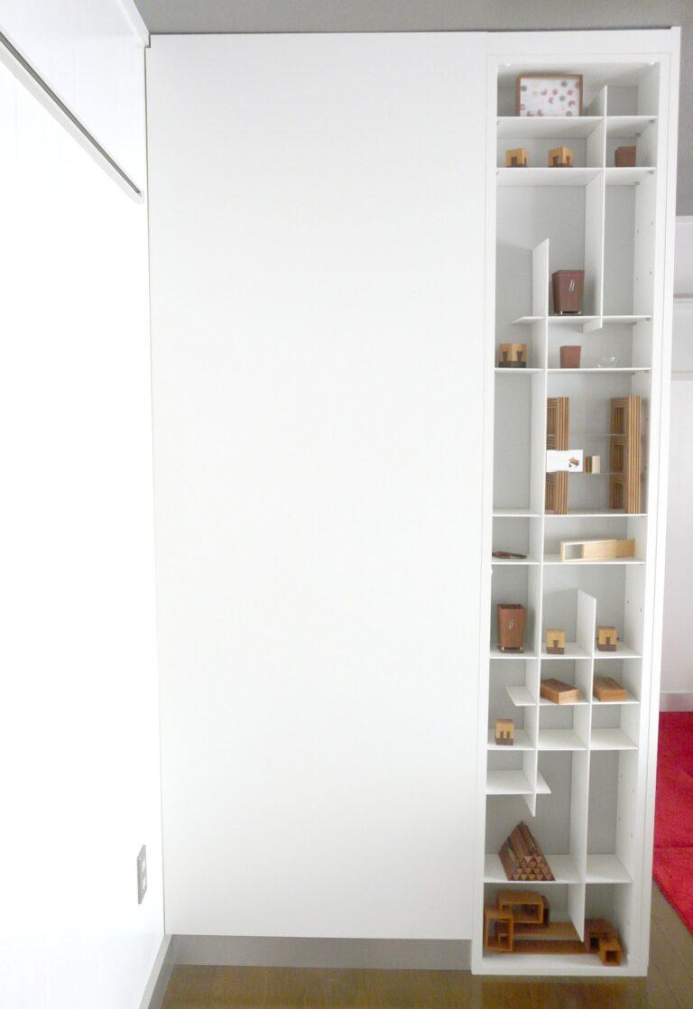 ランダム飾り棚
